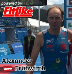 Triathlon: Alex Frühwirth powered by FitLike