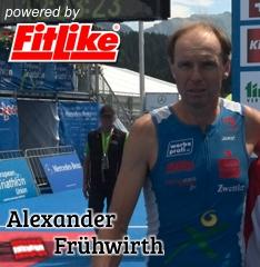 Triathlon: Alex Frühwirth powered by FitLike