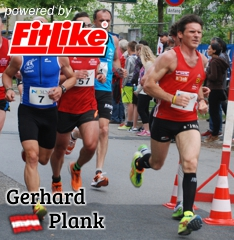 Laufsport: Gerhard Plank powered by FitLike