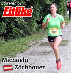 Laufsport: Michaela Zöchbauer powered by FitLike