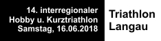 Langau - Triathlon