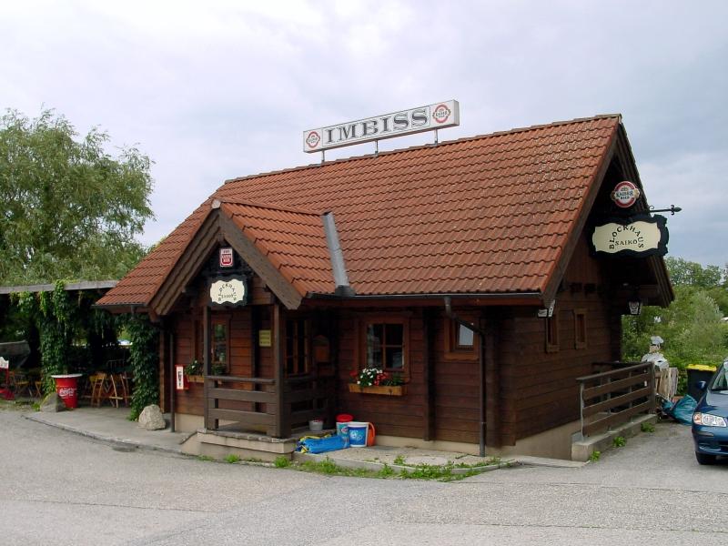 Blockhaus Saiko - Imbißstube